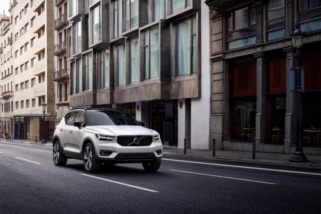 2018 European Car of the Year is Volvo XC40