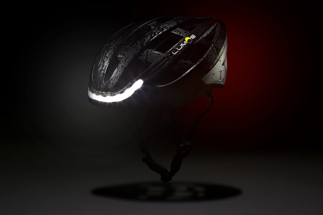 Lumos smart bicycle helmet