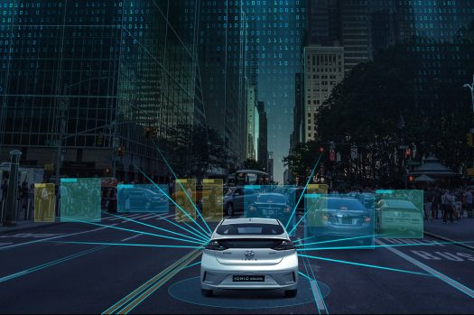 Hyundai Smart Automotive Radar Platforms