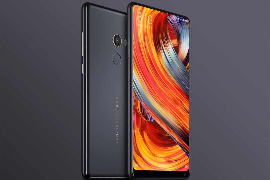 MI Mix 2 wins on price and size
