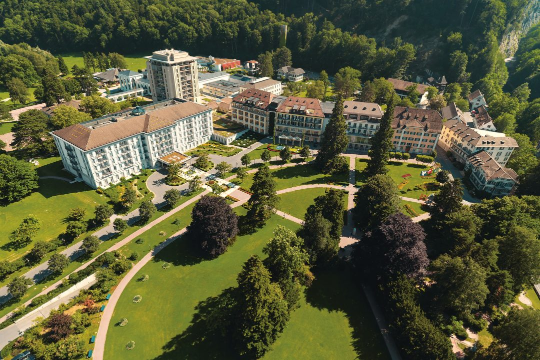 Bad ragaz spa switzerland