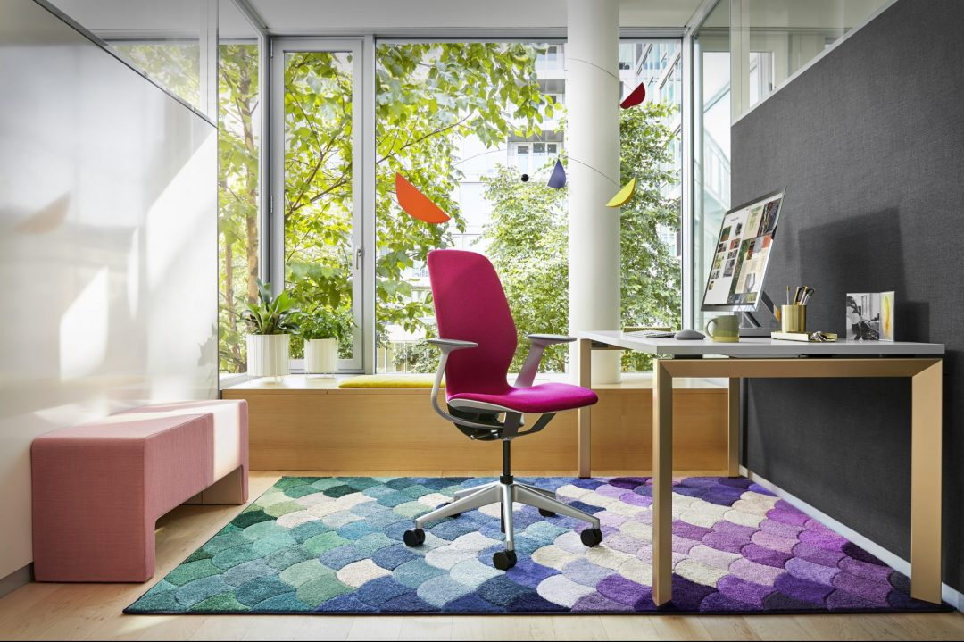 Steelcase's SILQ Chair