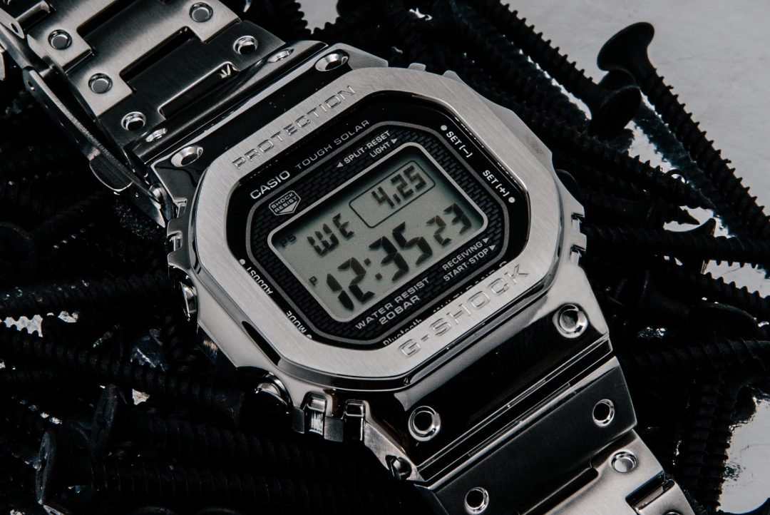 CASIO G-Shock Metal 5000