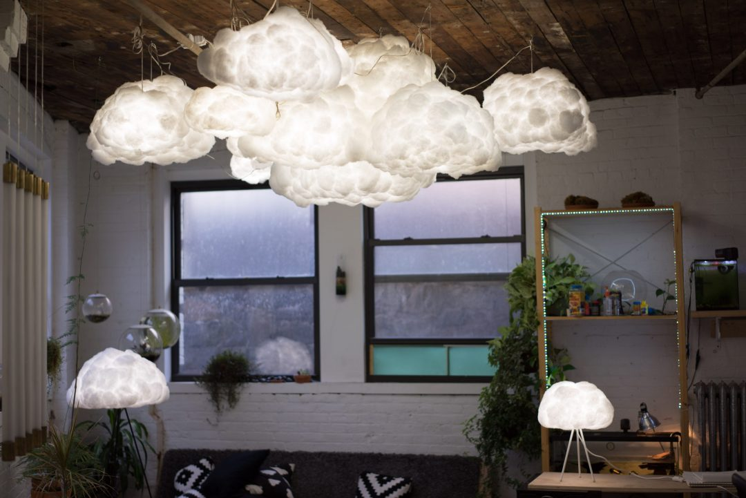 Cloud Shape Lamp