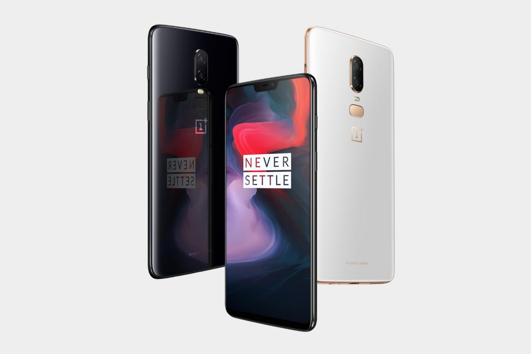 OnePlus 6 is built with quality and available in Singapore