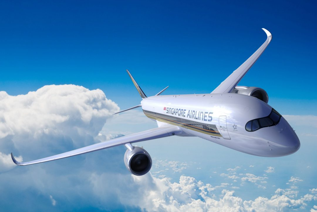 SINGAPORE AIRLINES WORLD'S LONGEST FLIGHTS