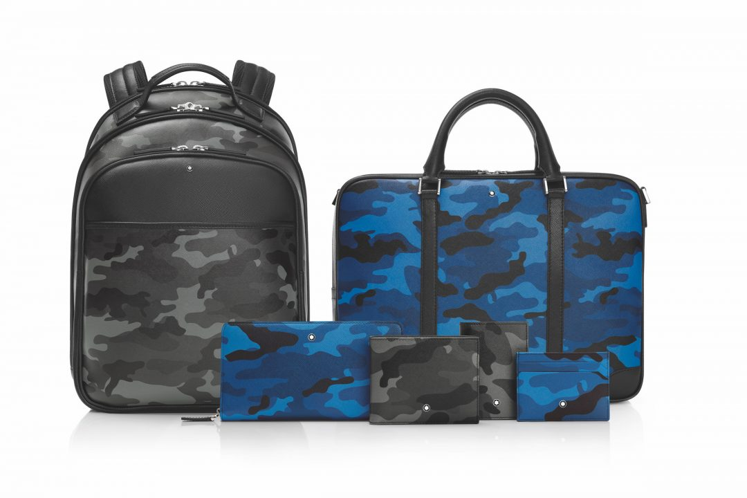Montblanc Sartorial Leather Camouflage