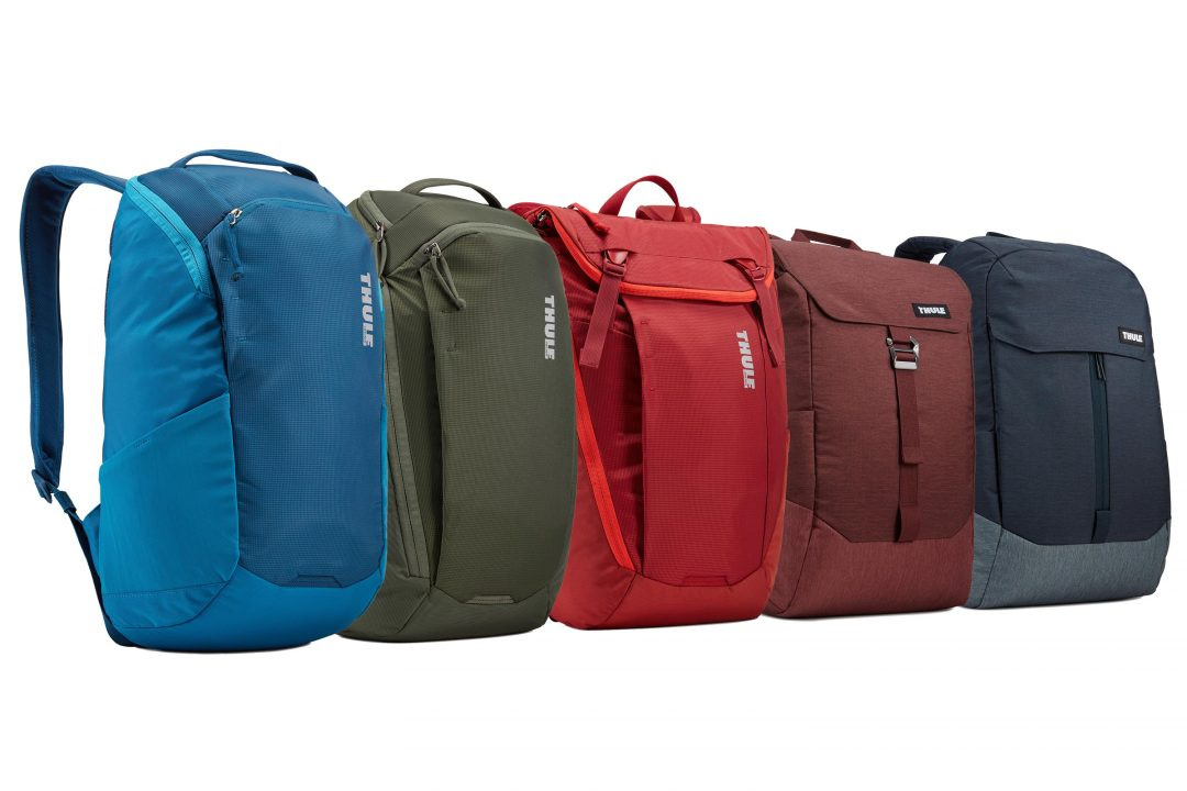 Thule's award-winning luggage and innovative backpacks ...