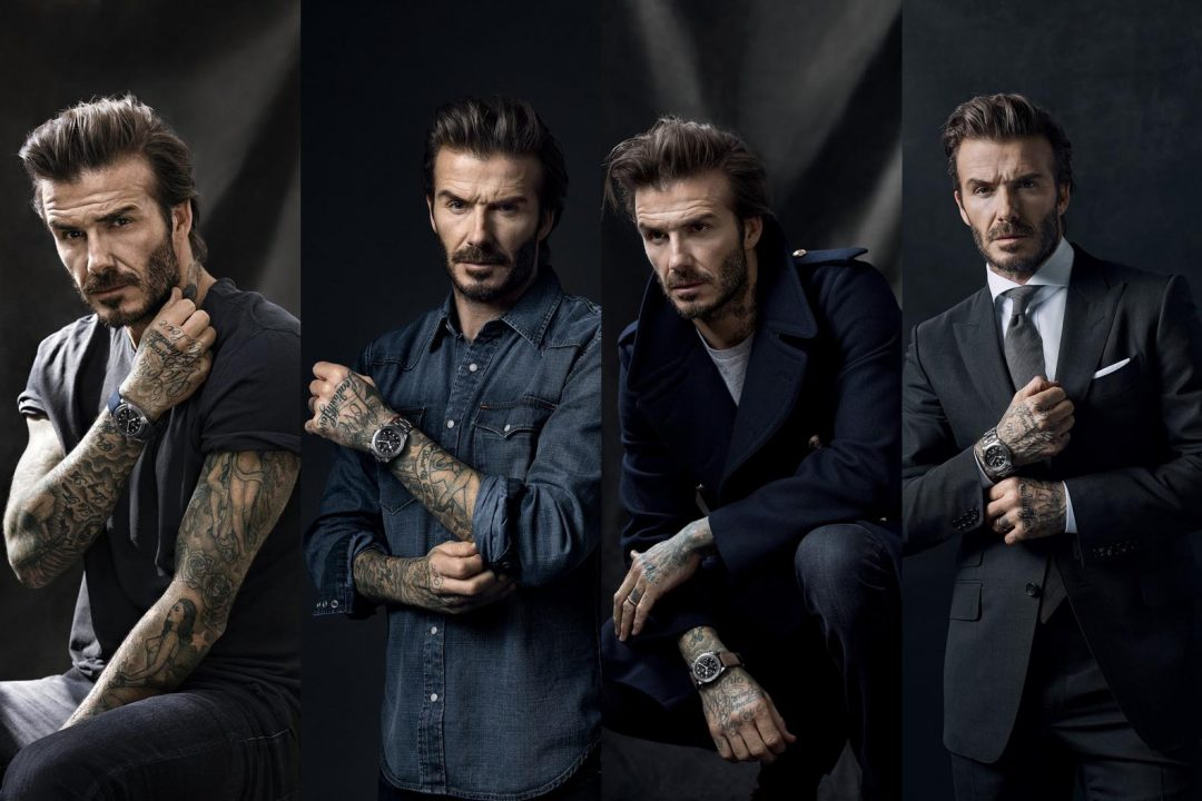 Tudor Watches David Beckham