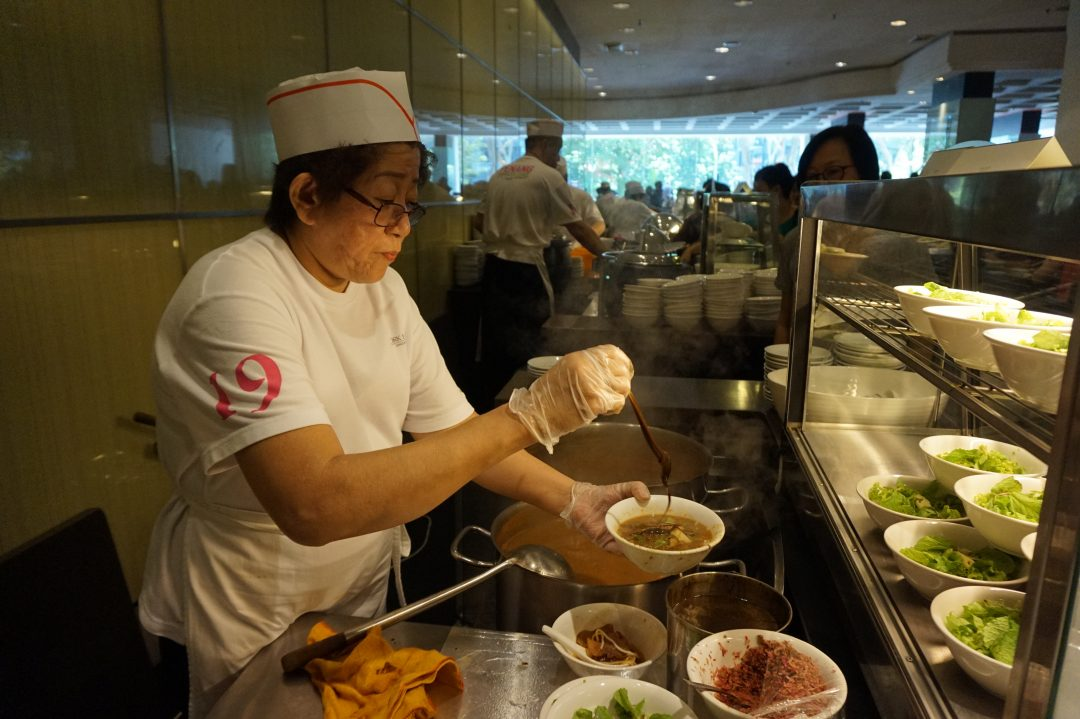 Penang Hawkers' Fare Returning to York Hotel Singapore