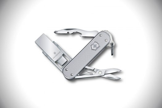 Victorinox Jetsetter@work Alox pocket knife