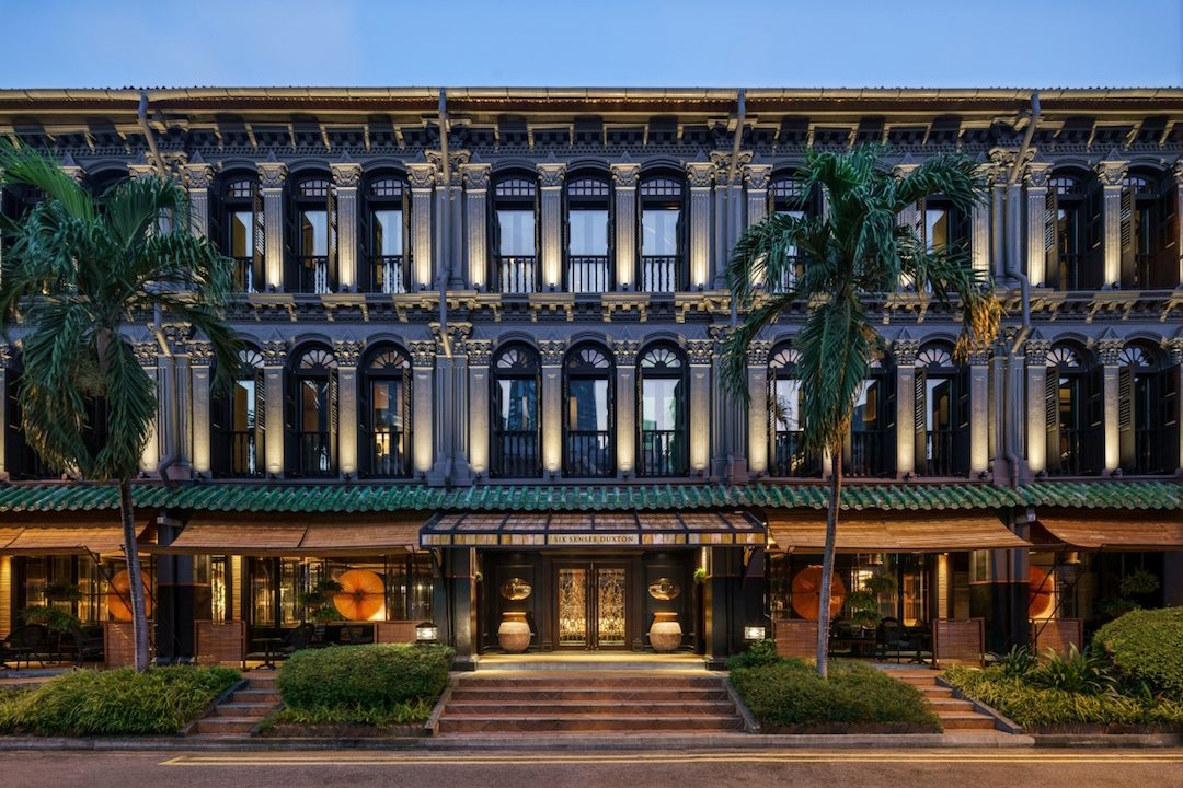 Six Senses Duxton Is A Heritage-Rich Hotel