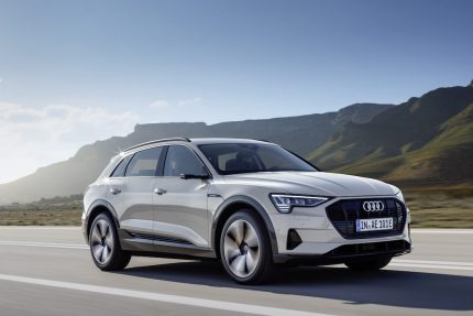 Audie-tron Sporty Electric SUV