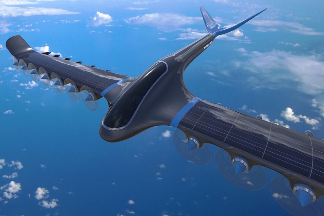 Element One By HES Singapore: A Hydrogen-Electric Aircraft