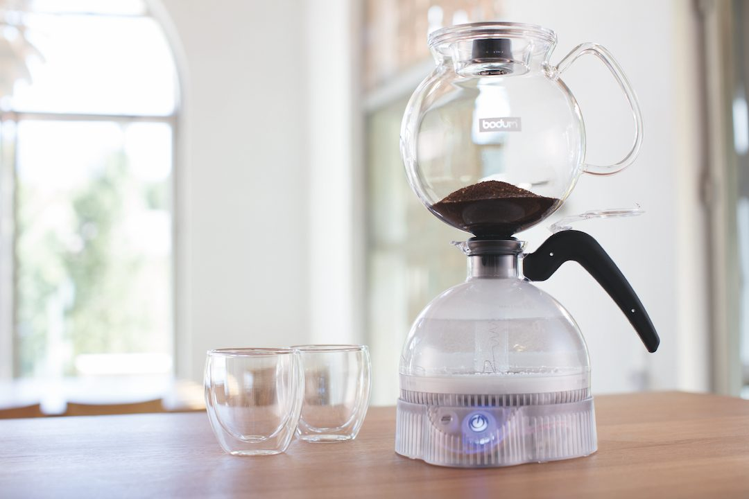 Bodum Introduces the ePEBO Vacuum Coffee Maker