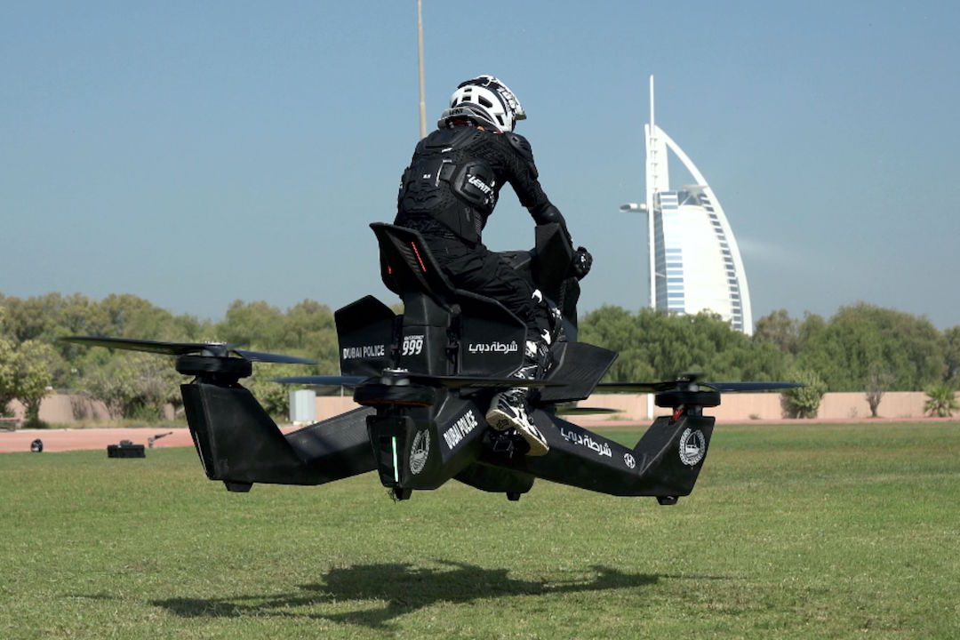 Hoverbike S3