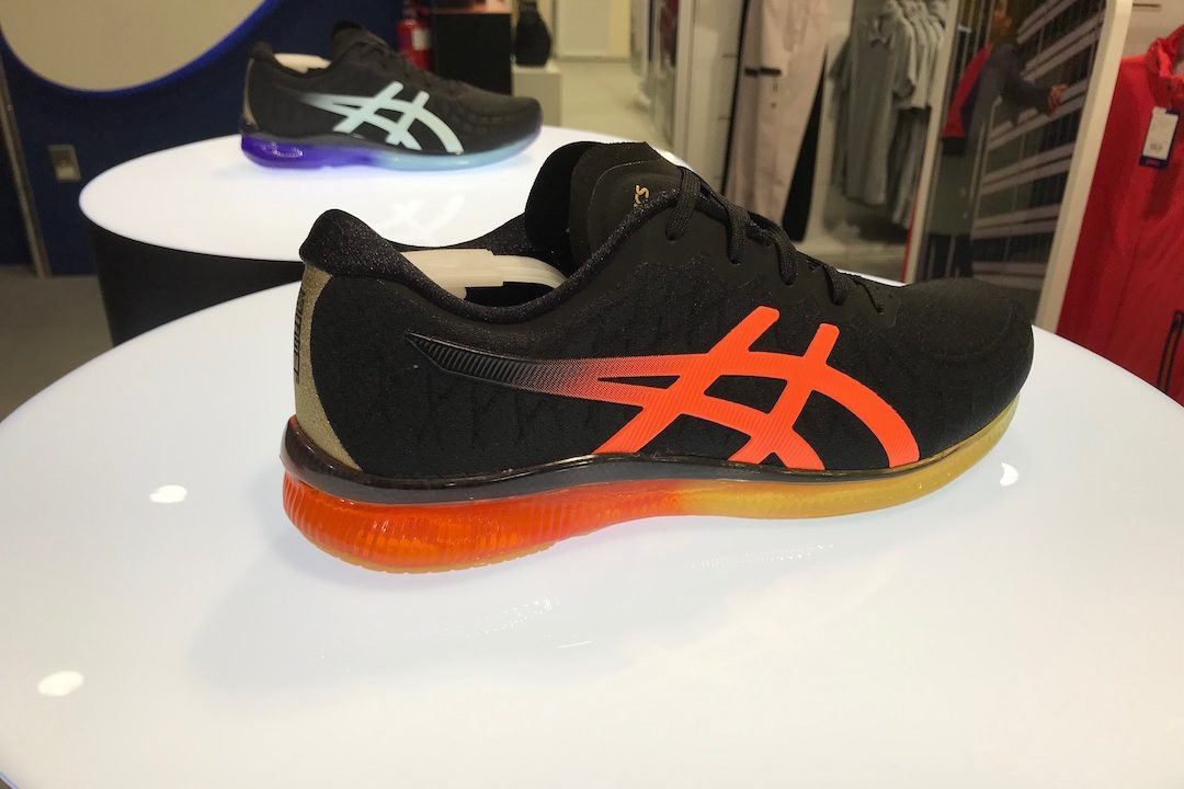 Asics GEL-QUANTUM INFINITY™ Combines Tech & Design