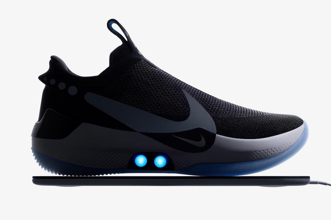 Nike Adapt BB: The Future of Sports Shoe Is Coming