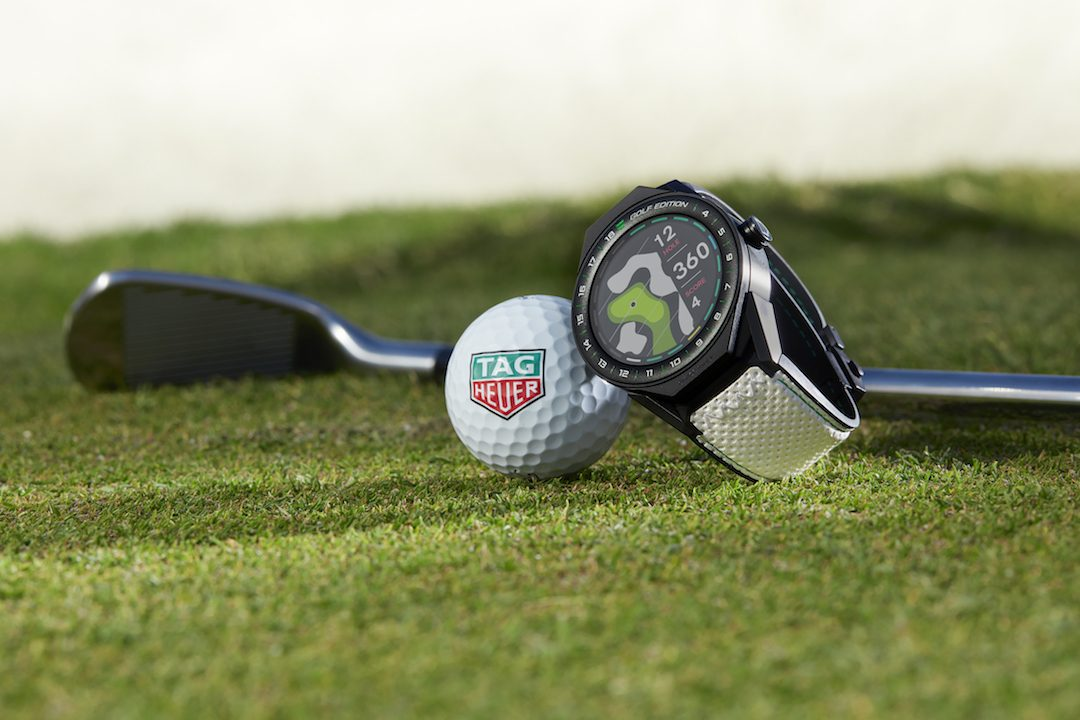 TAG Heuer Launched A Timepiece For Golf Lovers