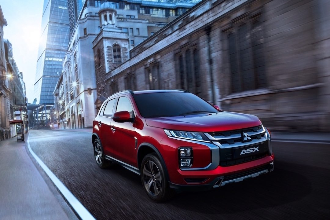 New Mitsubishi ASX Transforms From Subtleness To Ruggedness