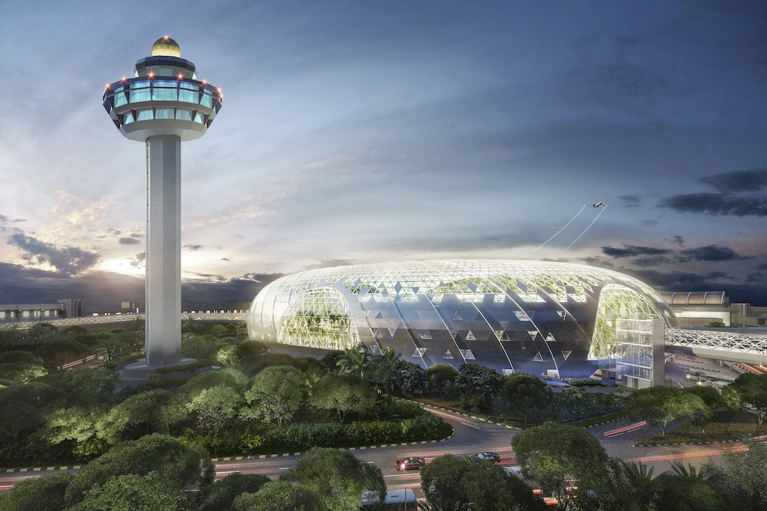 Jewel Changi Airport Will Welcome Visitors On 17 April 2019