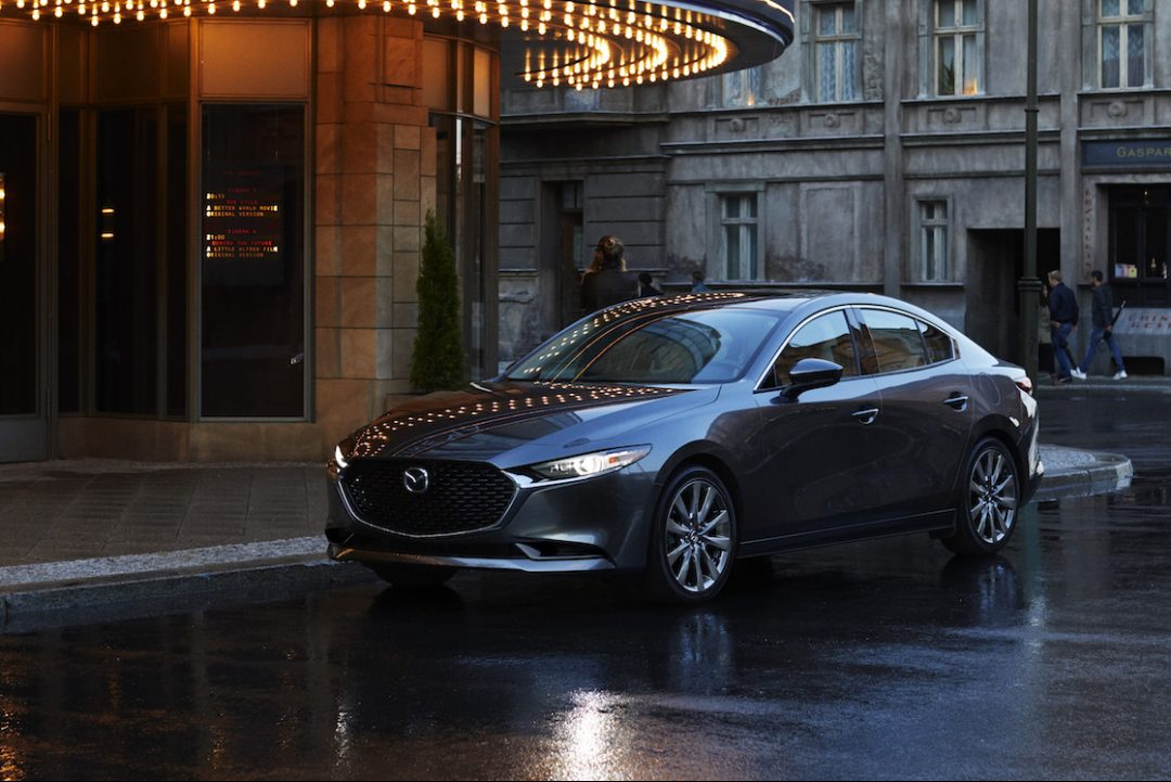 All-New Mazda3 Wins 2019 Red Dot Award