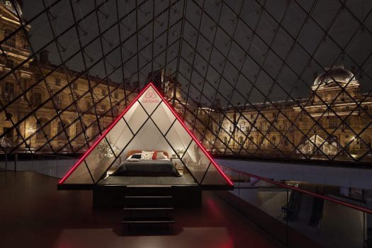 Airbnb and the Louvre