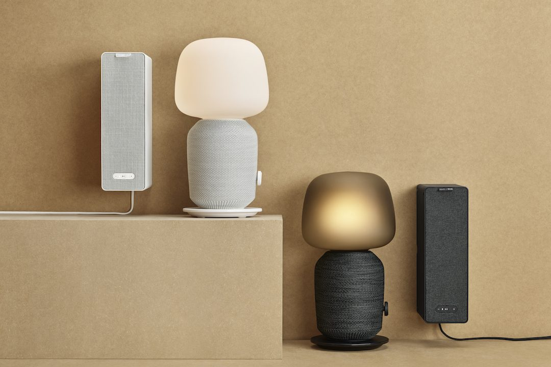 IKEA x Sonos = Great Lighting And Sound Ambience