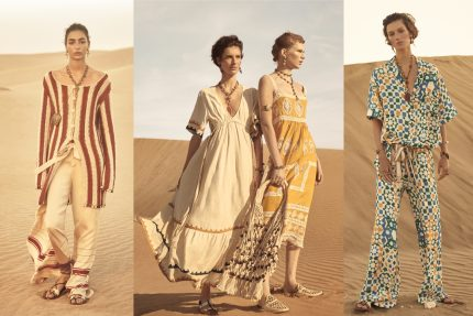 Zara Spring Summer 2019 Campaign Collection