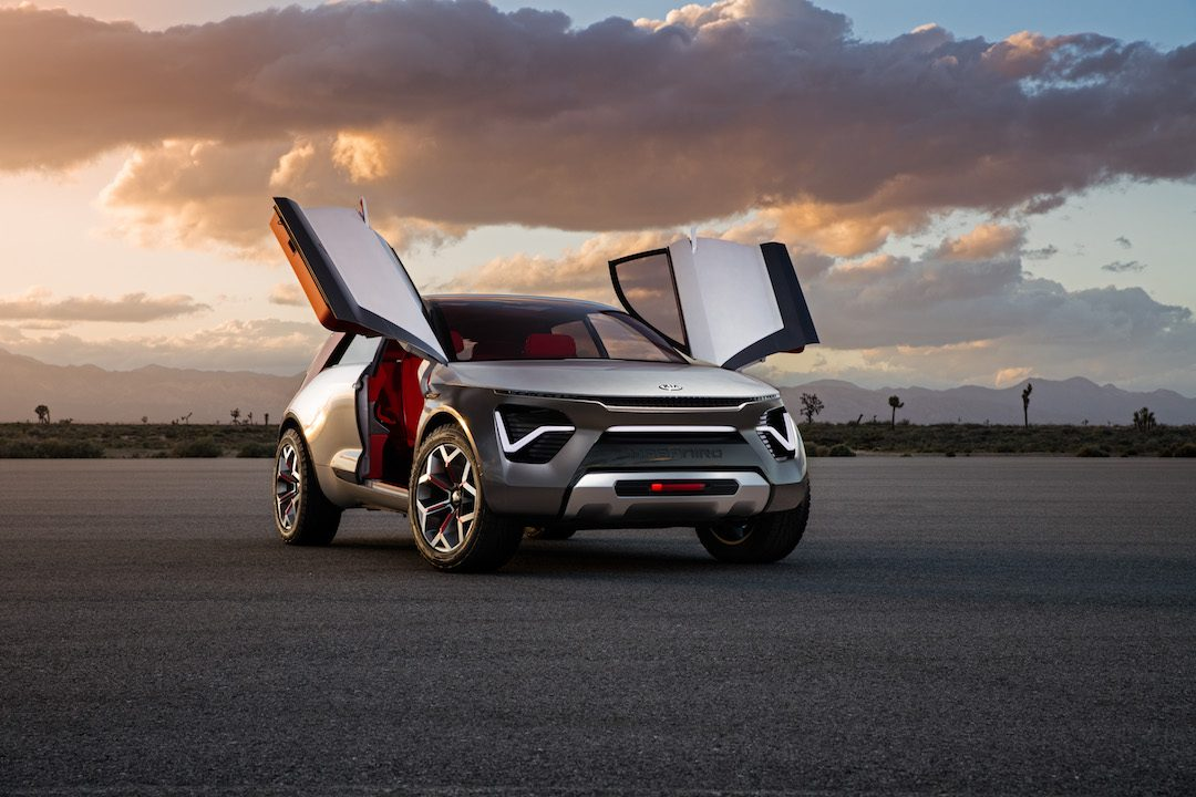 The Hot Kia Habaniro Concept Is Designed For Everyone