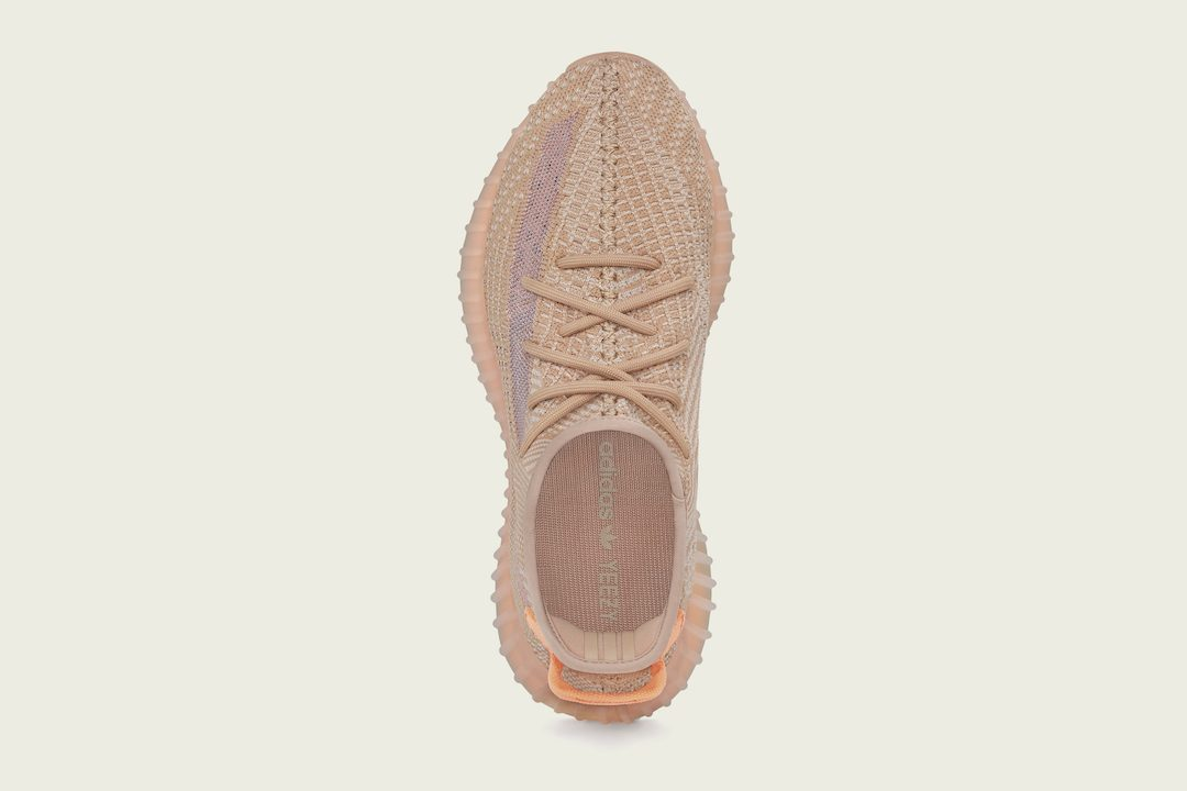 YEEZY BOOST 350 V2 CLAY BY ADIDAS + KANYE WEST