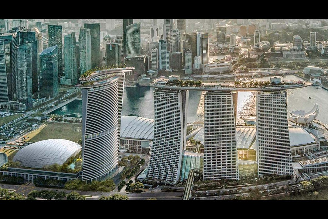 Marina Bay Sands Will Get An Upsize