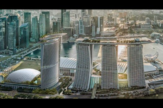 Marina Bay Sands Expansion