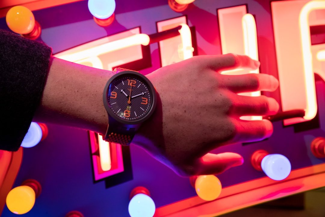 Swatch's New Big Bold Collection: Go Big, Go Bold!