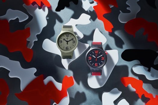 Swatch's New Big Bold Collection