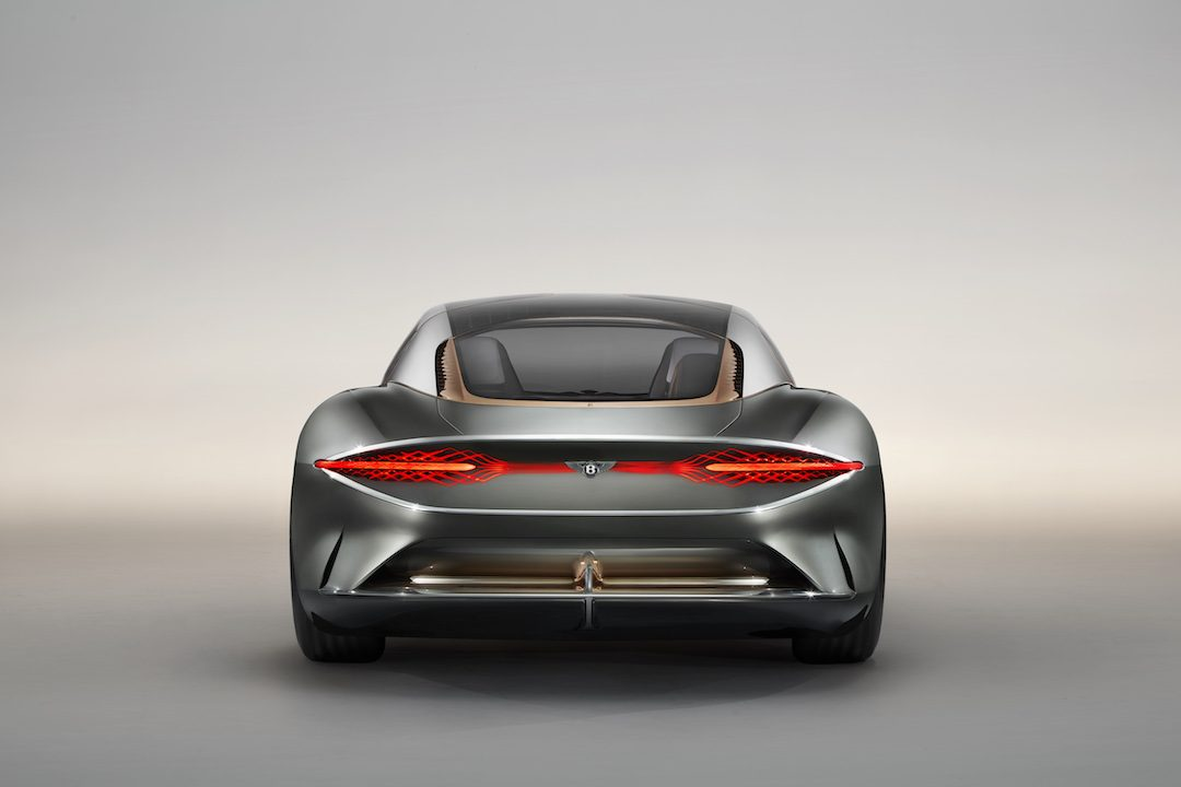 Bentley Unveiled The EXP 100 GT At Its Centenary Celebration